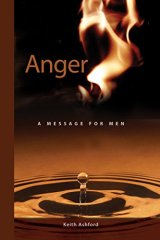 Book Cover Anger a message for men